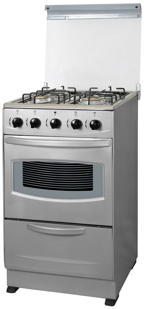 Stainless Steel Gas Freestanding Oven