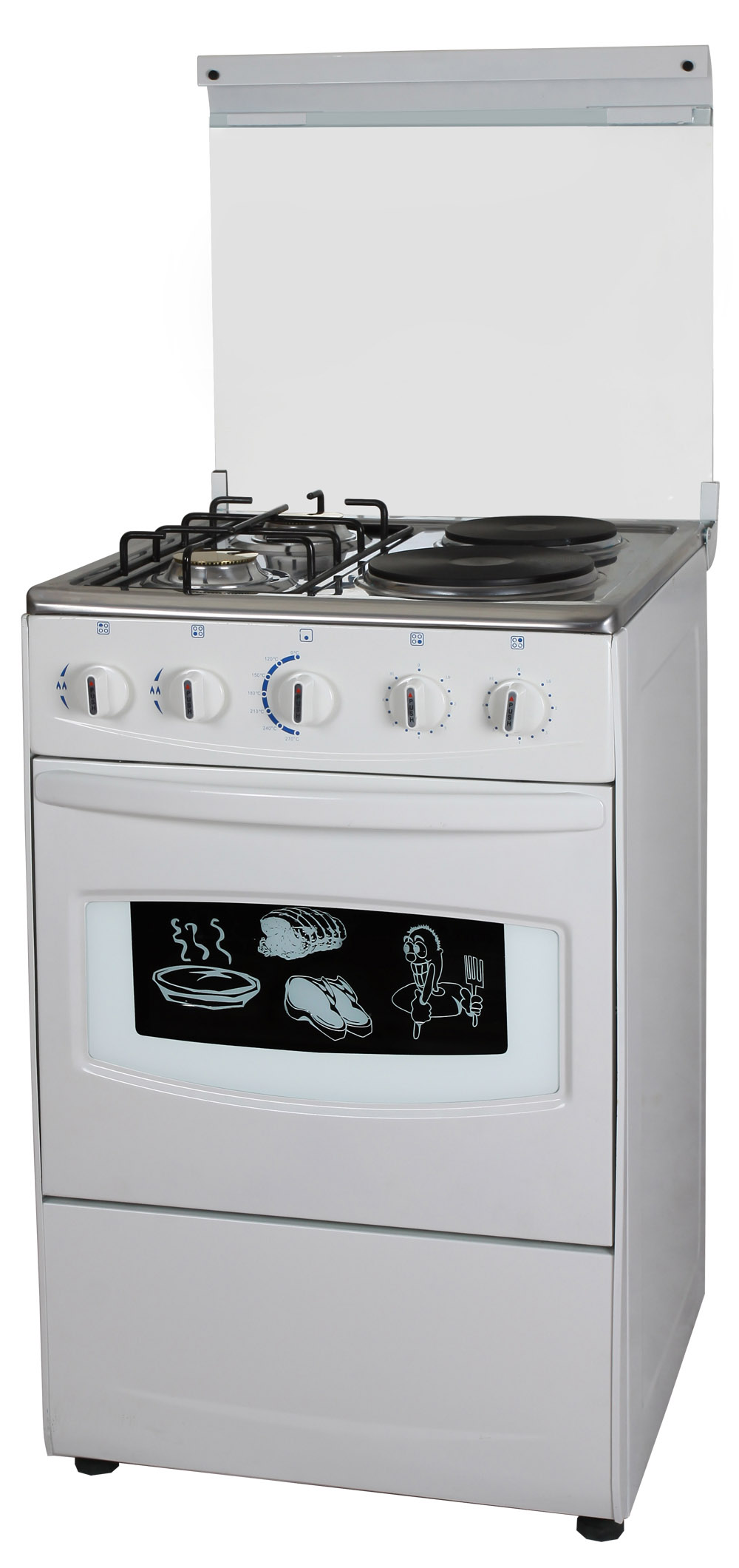 Electric 50Liter Freestanding Oven