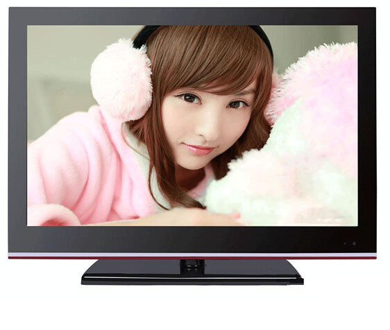 Electric LED Color Television