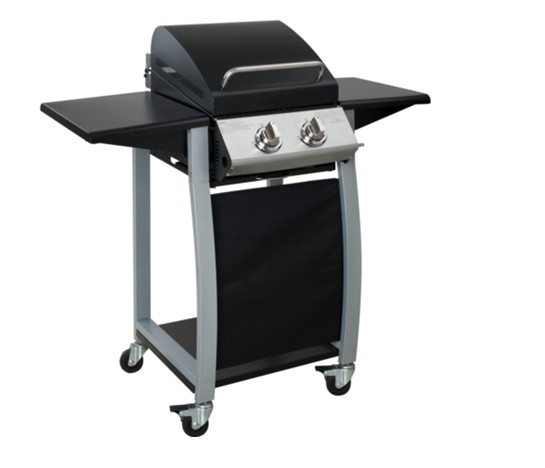 NS-LB02 2 Burner Gas Grill BBQ