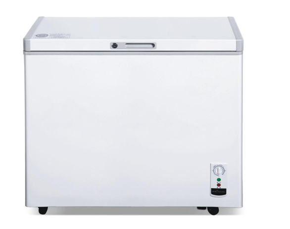 Mechanical 300Liter Refrigerated Chest Freezer