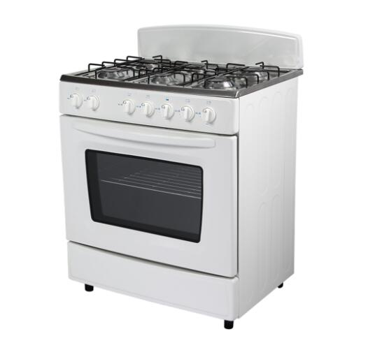 30Inch Freestanding Oven 6 Burner With Cooker