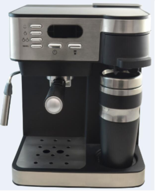 NS-ECF05 15bar High Pressure Pump Espresso Coffee Maker