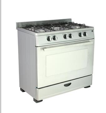 30inch Stainless Steel Body Freestanding Oven Cooker with 6 Burner Cooker