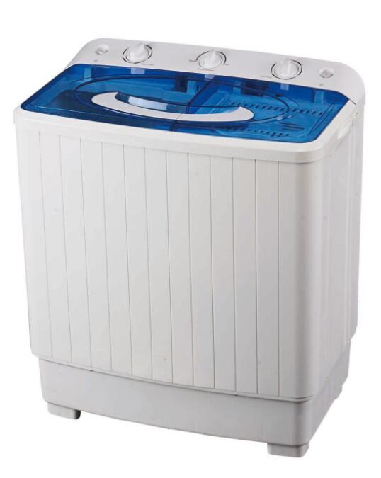 Twin tub wash machine